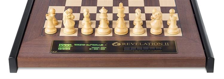 DGT Revelation II Electronic Chess Set