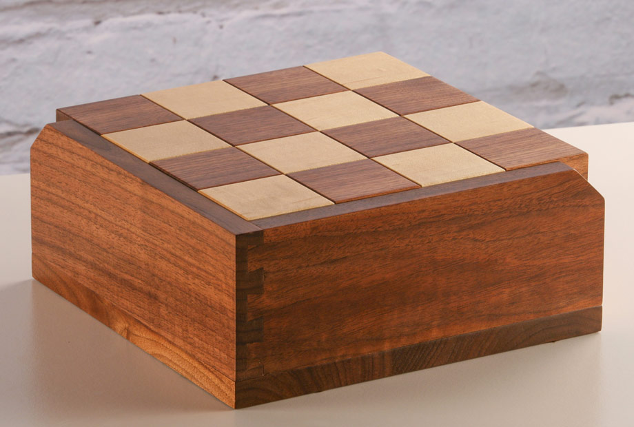 The stack chessboard art originality and function - Chess board display case ...