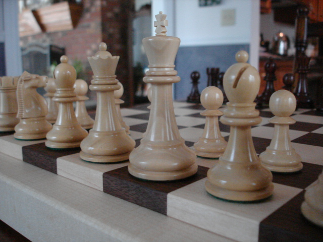 3rd Picture of Monk Chessboard in Living Room